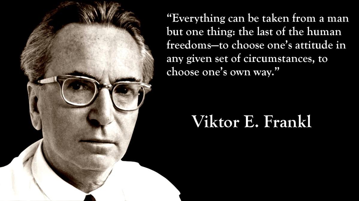 Remembering Viktor Frankl